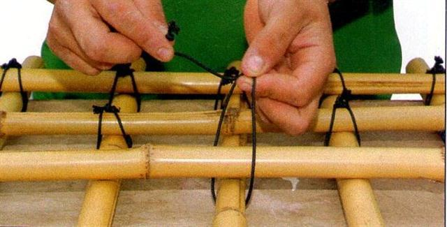 DIY Cerca Bambu 3