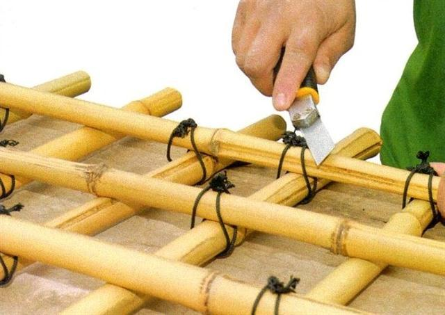 DIY Cerca Bambu 4