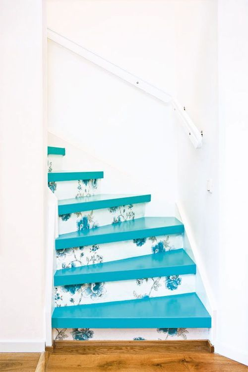 DIY Decorar Escadas 9