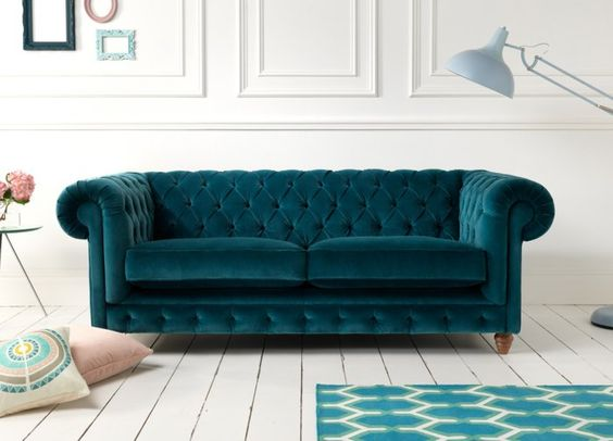 Decoracao sofas chesterfield 10