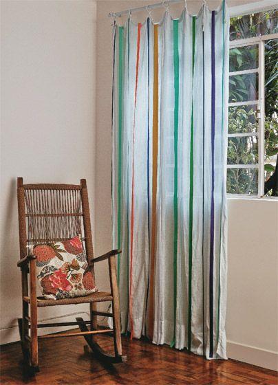 Dicas customizar reformar cortinas 1