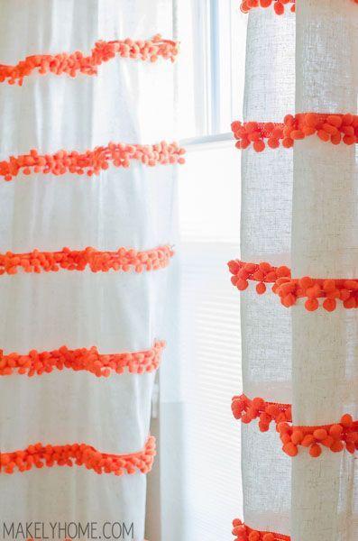 Dicas customizar reformar cortinas 10