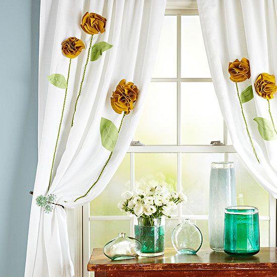 Dicas customizar reformar cortinas 13