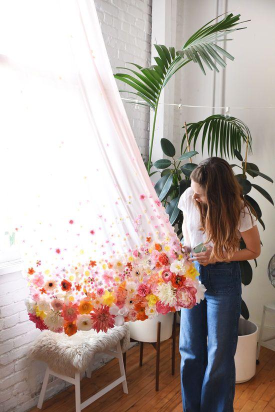 Dicas customizar reformar cortinas 2
