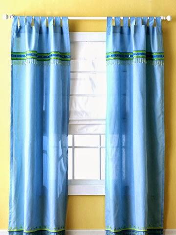 Dicas customizar reformar cortinas 7