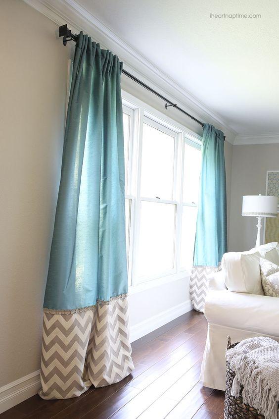 Dicas customizar reformar cortinas 8