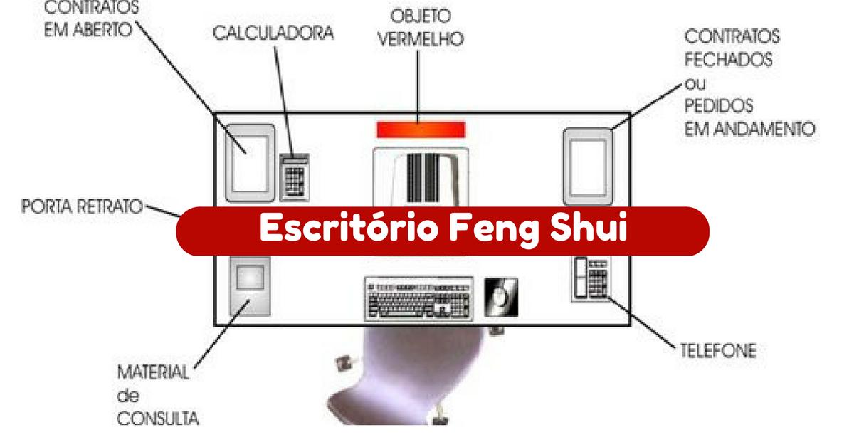 Escritório Feng Shui