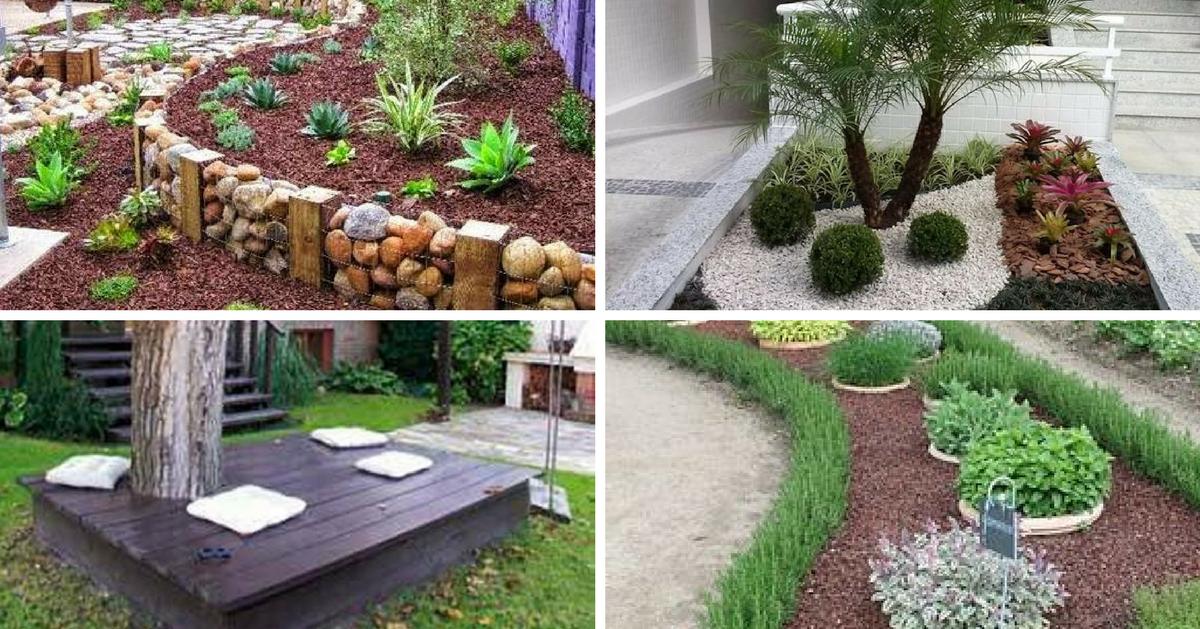 10 ideias de jardins planejados for Casas para jardin baratas