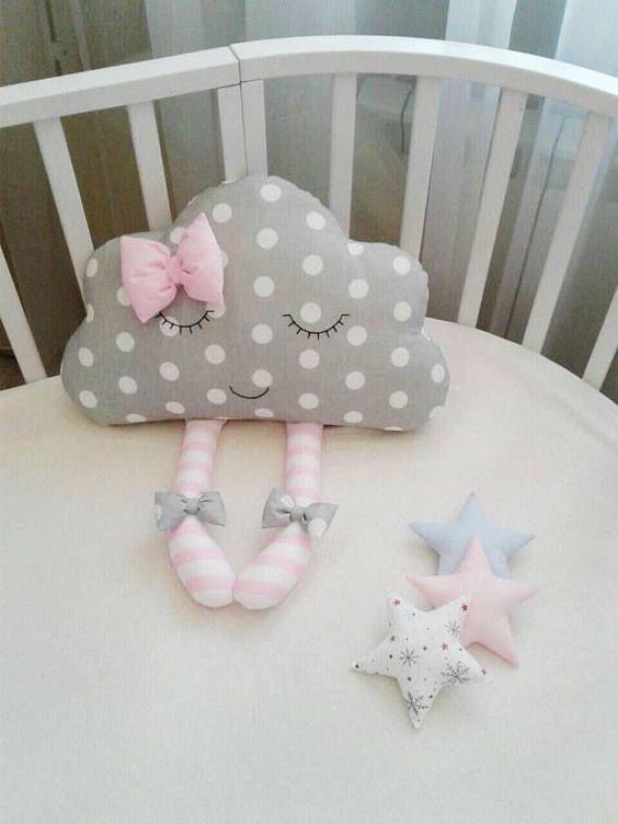 almofadas divertidas decoraçao quarto bebe