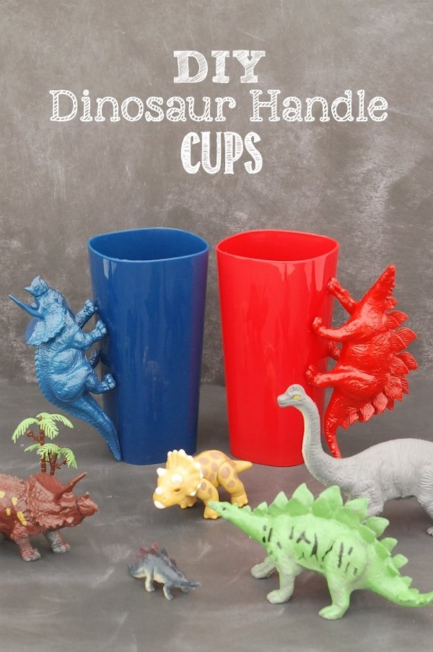 animais de plástico decoracao 6