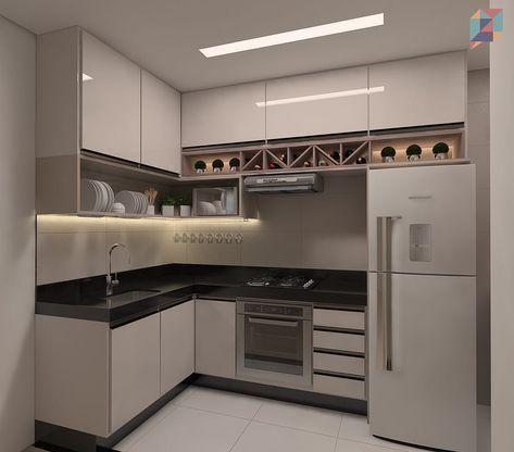 armario cozinha planejado escolher