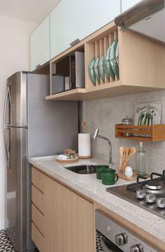 armario cozinha planejado simples