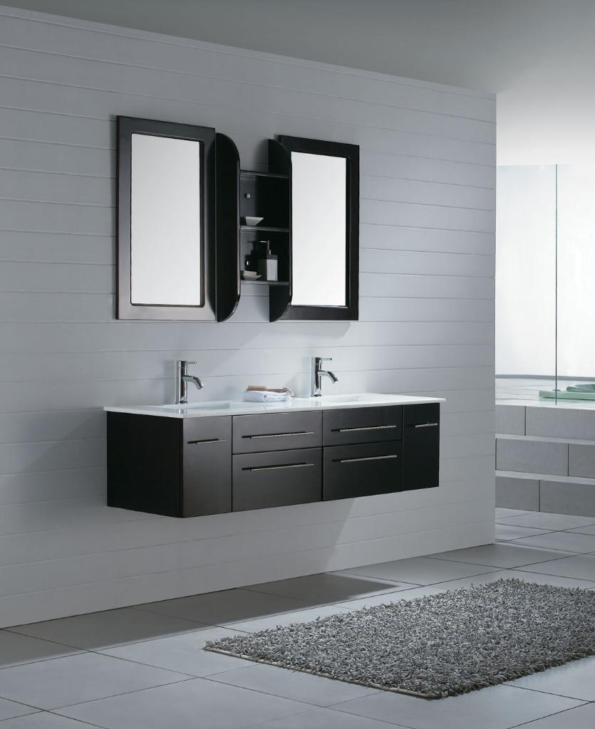 armario de banheiro suspenso