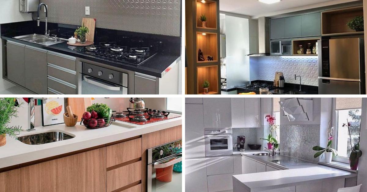 armario de cozinha planejado