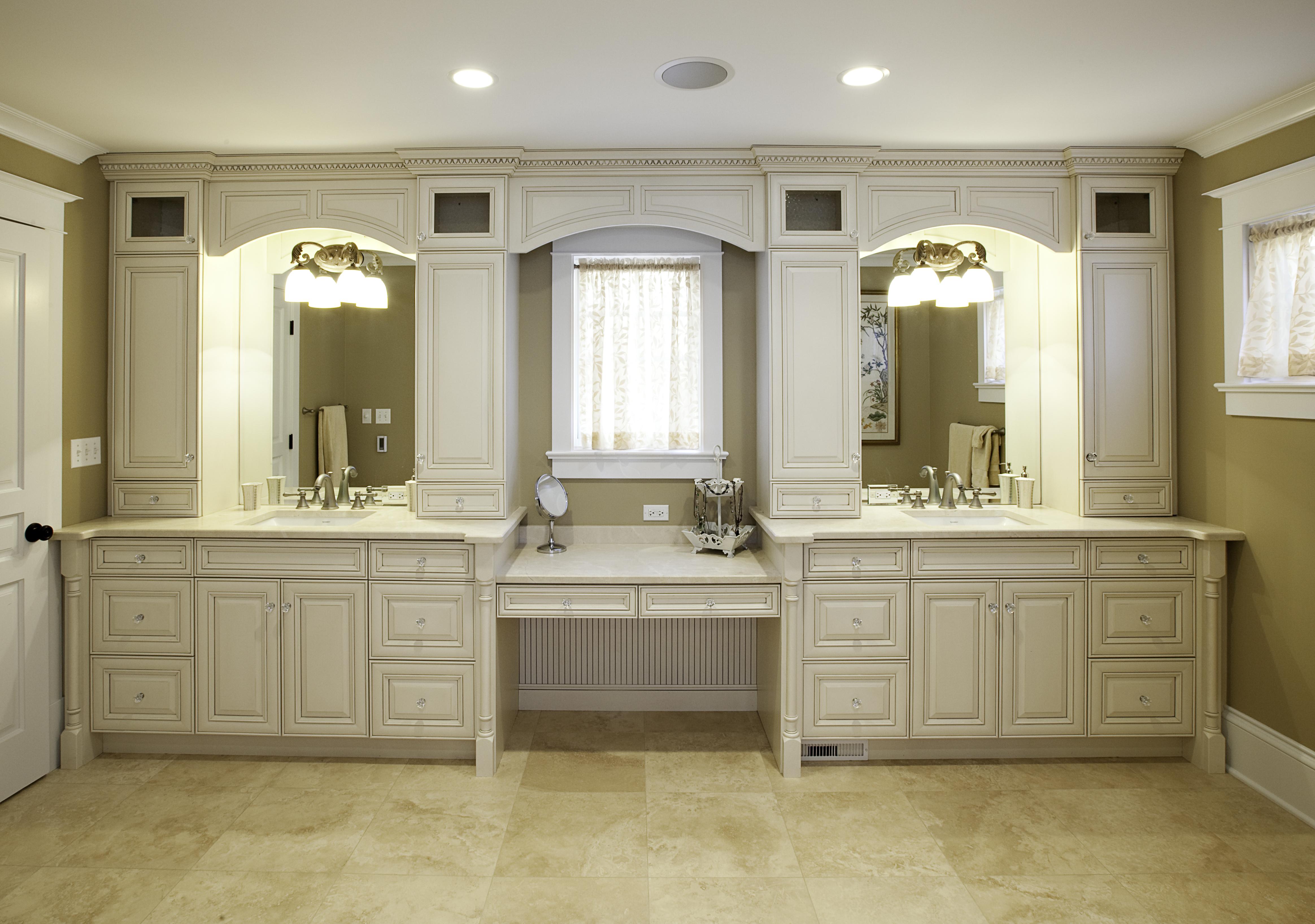 armarios para banheiros grandes