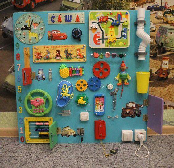 artesanato brinquedos dia criancas sensorial