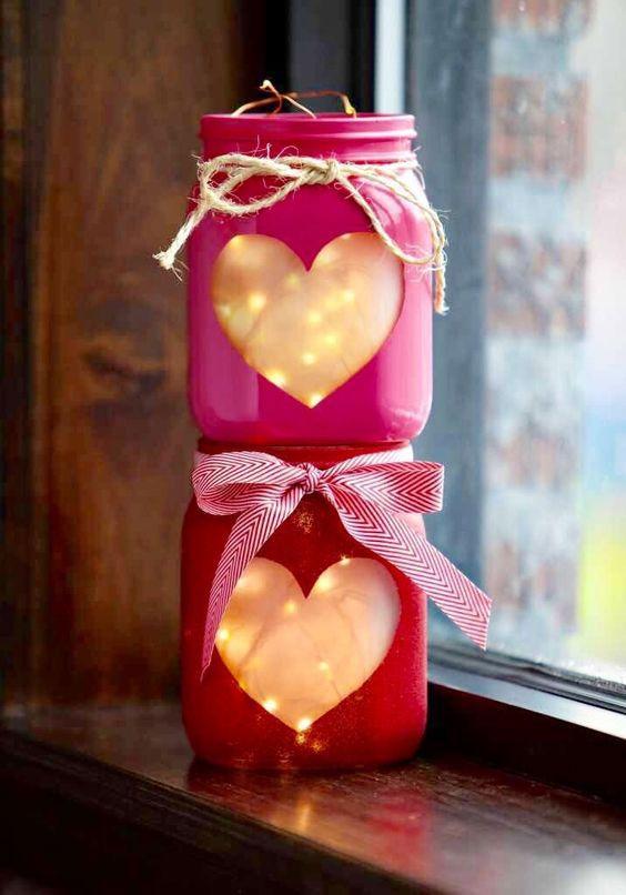 artesanato frasco vidro 10