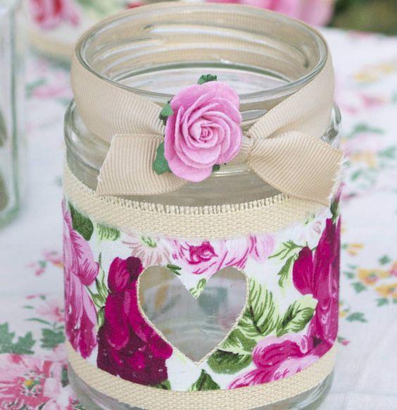 artesanato frasco vidro 15