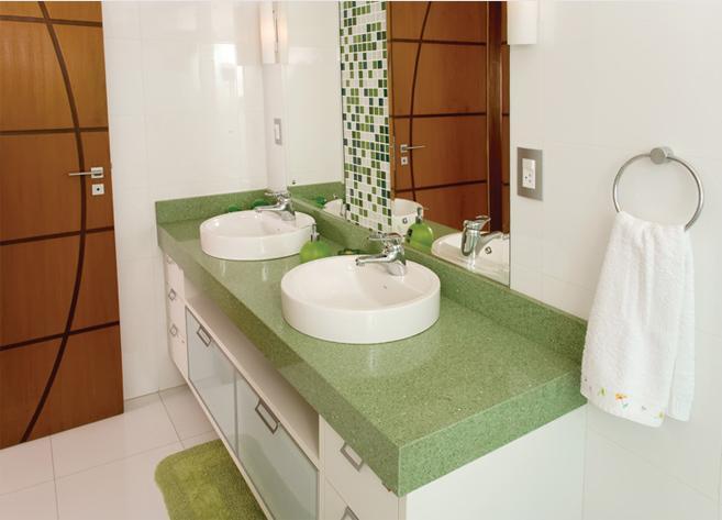 bancadas silestone banheiro 1