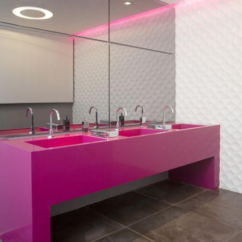 bancadas silestone banheiro 6