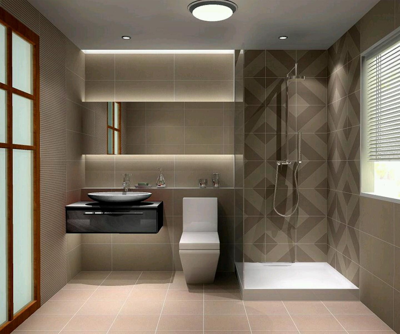 banheiro de luxo moderno