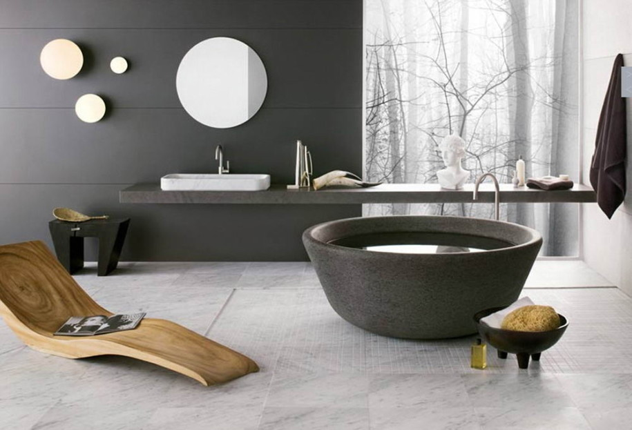 banheiro moderno decoracao