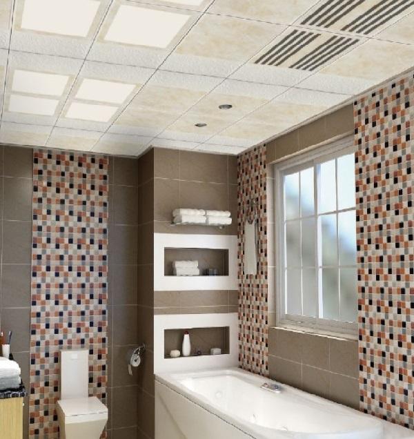 banheiro pastilhas decoracao