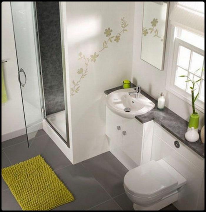 banheiro pequeno com estilo