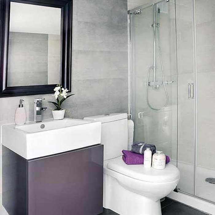 banheiro pequeno simples