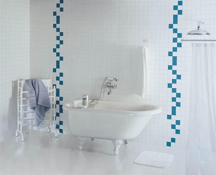 Banheiros com Pastilhas -> Banheiros Com Pastilhas Escuras