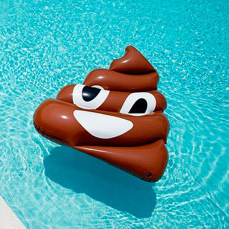 boias piscina divertidas originais emoji
