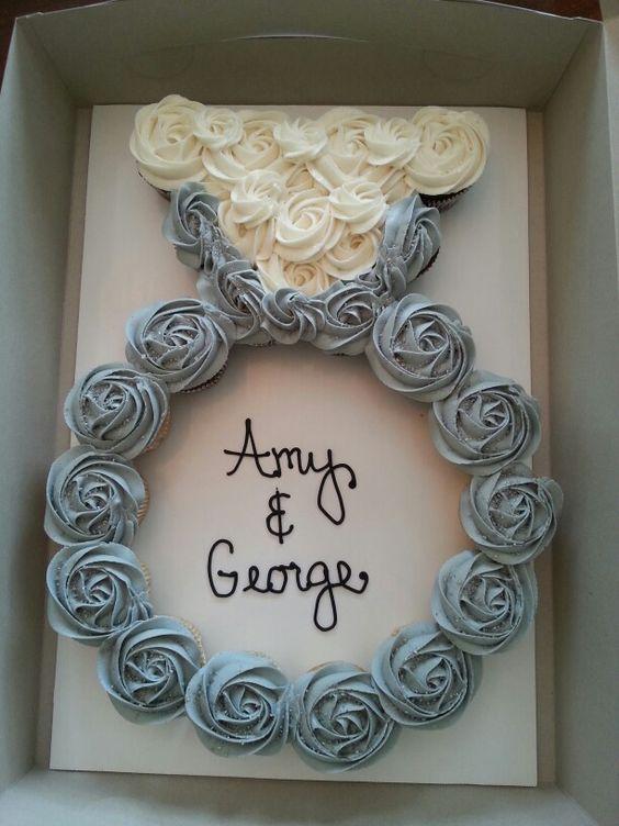 bolo festa noivado