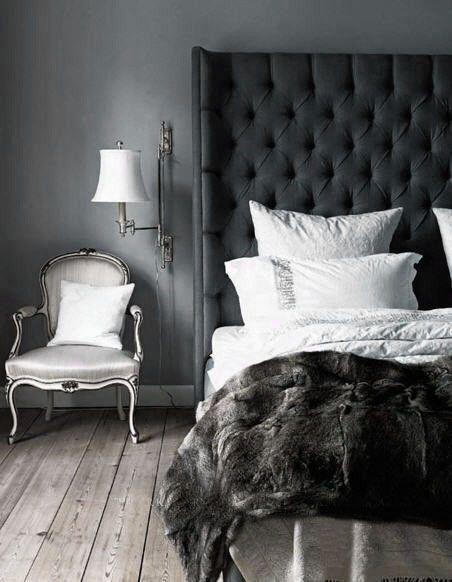 cabeceira cama acalchoado