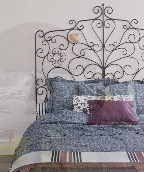 cabeceira cama ferro