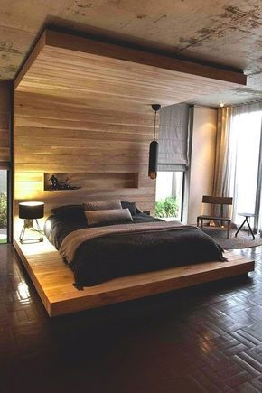 cama japonesa casal madeira