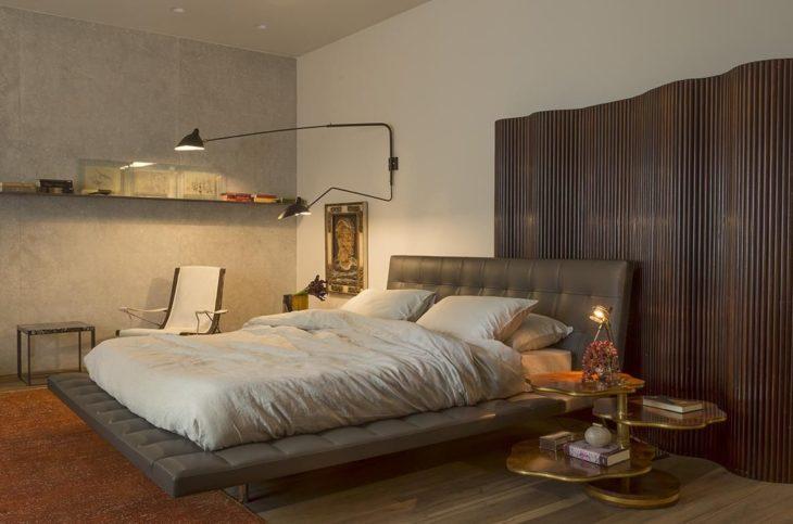 cama japonesa casal moderna