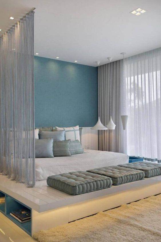 cama japonesa moderna vantagem