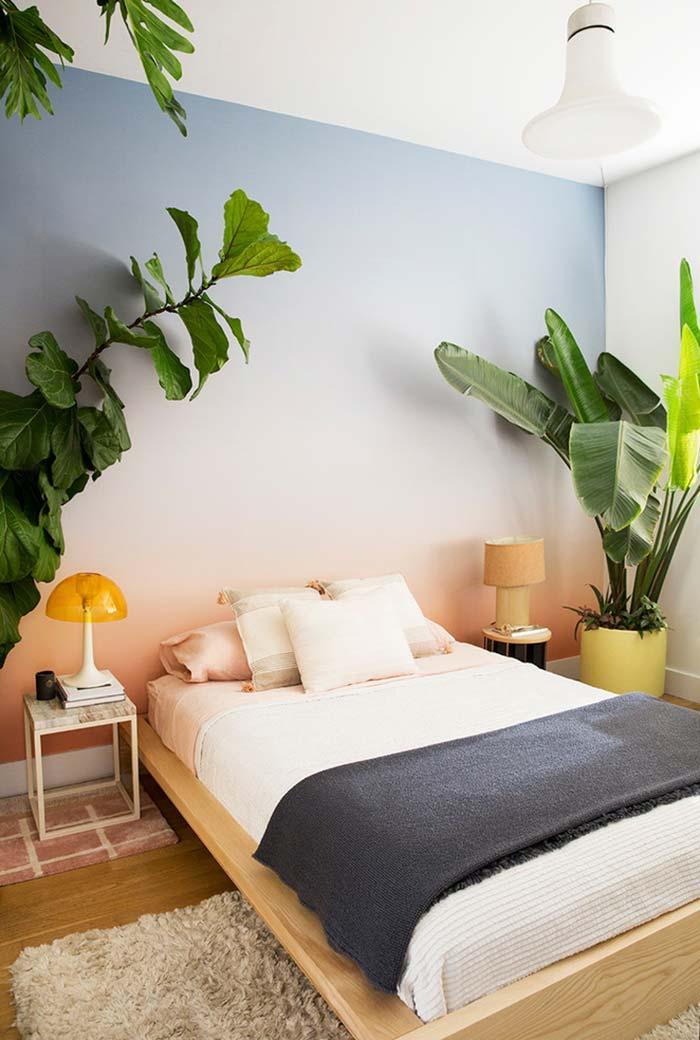 cama japonesa moderna