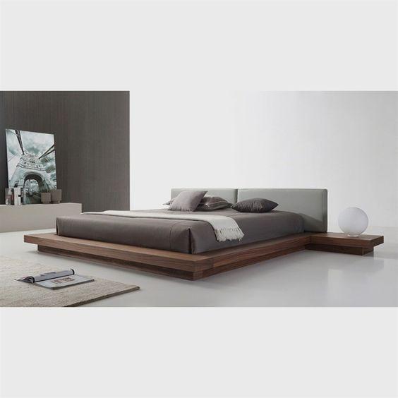 cama japonesa tradicional simples
