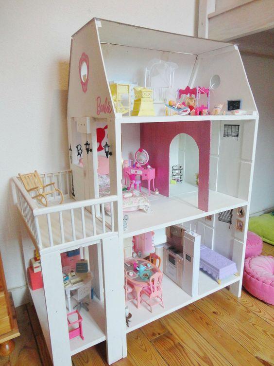 casinhas bonecas diy 6