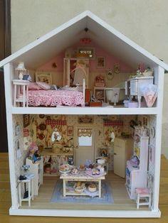 casinhas bonecas diy