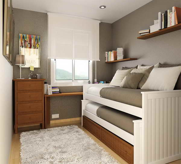 como decorar quarto pequeno