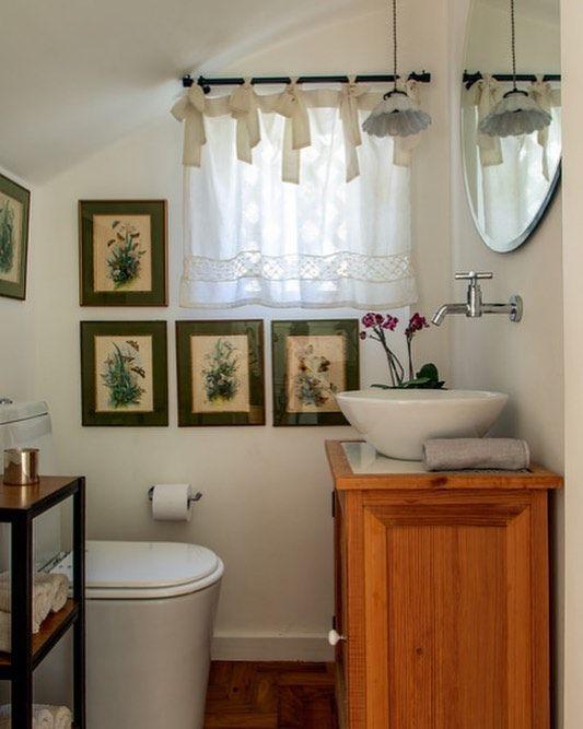 cortina banheiro criativa
