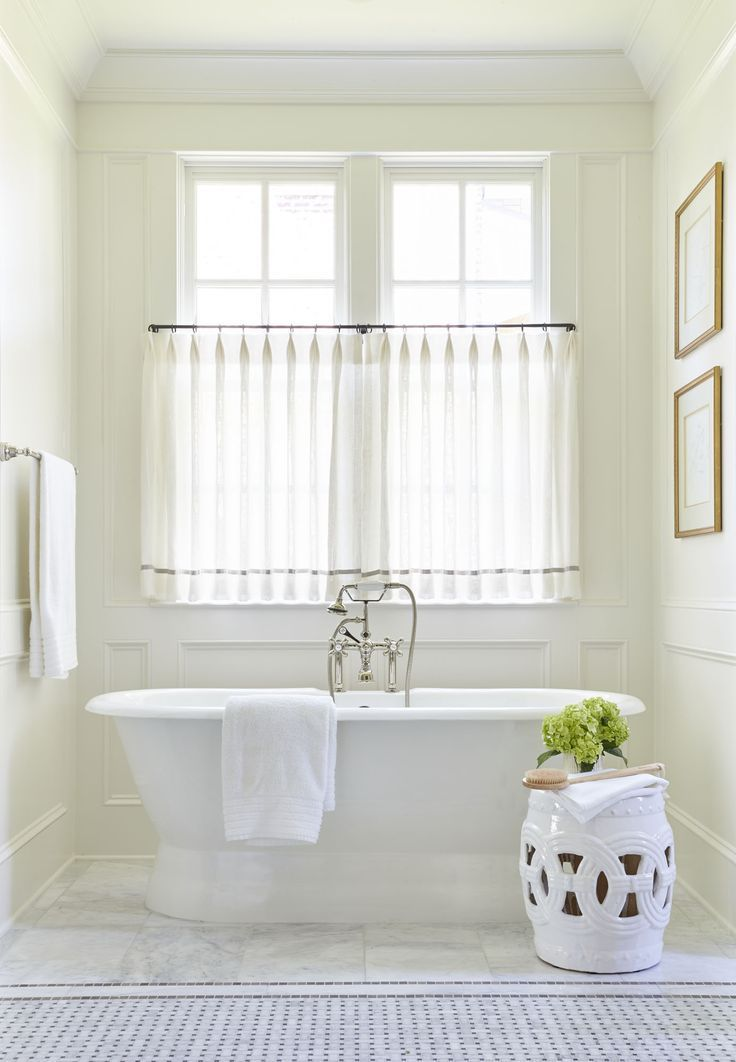 cortina banheiro diy tecido
