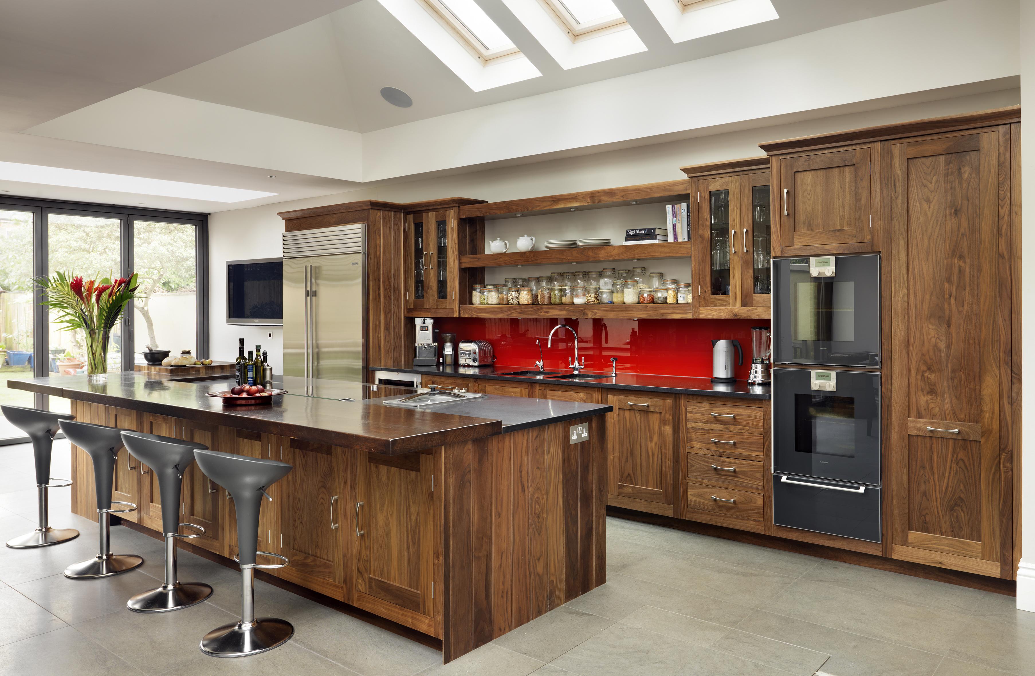 cozinha americana modelo