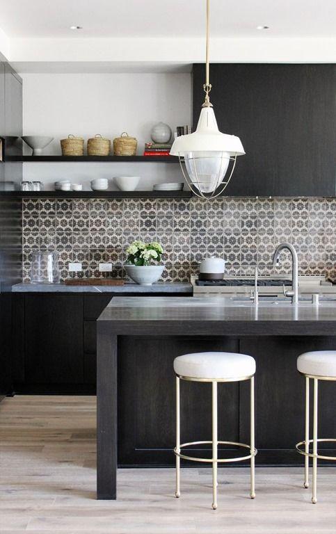 cozinha decorada preto 10