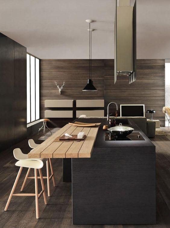 cozinha decorada preto 13