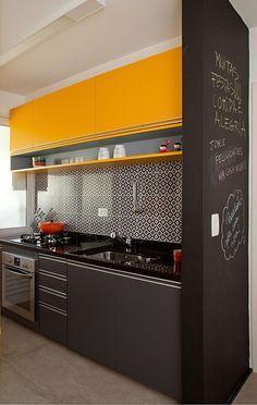 cozinha decorada preto 7