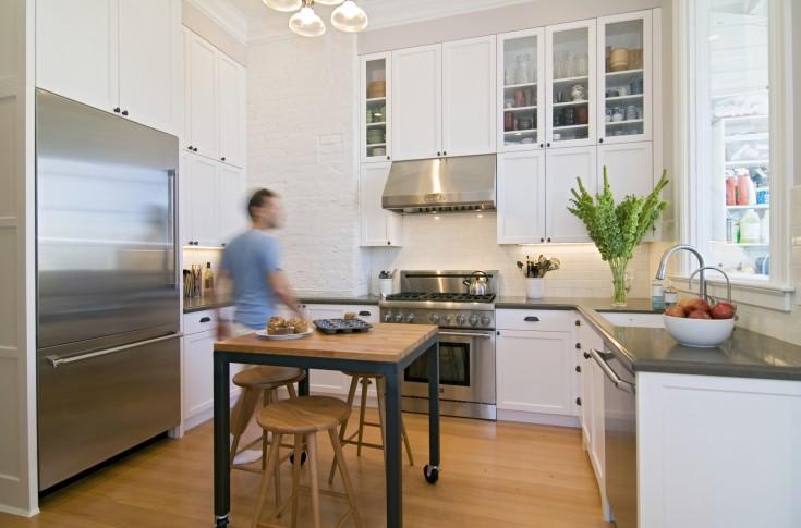 cozinha pequena simples