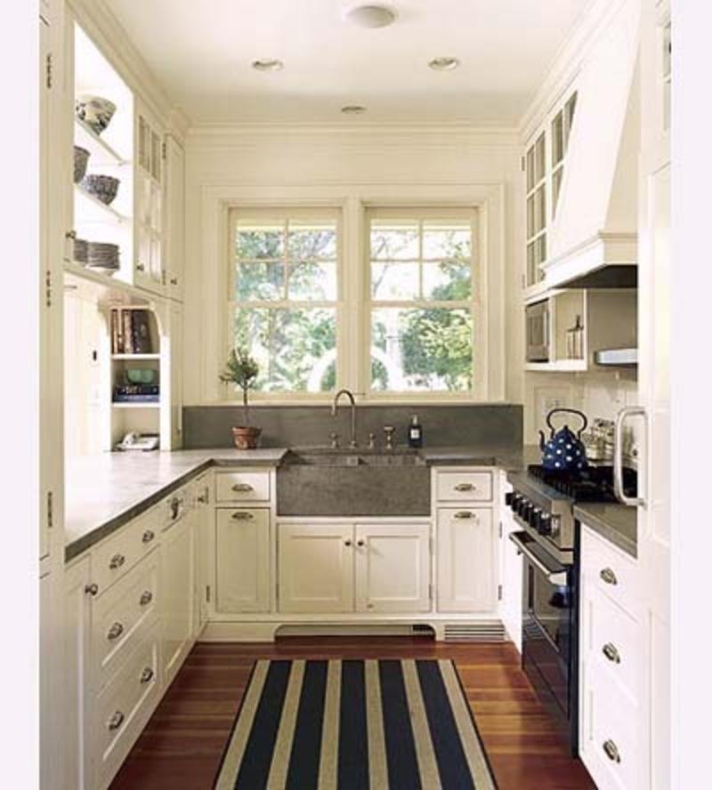 cozinha pequena vintage
